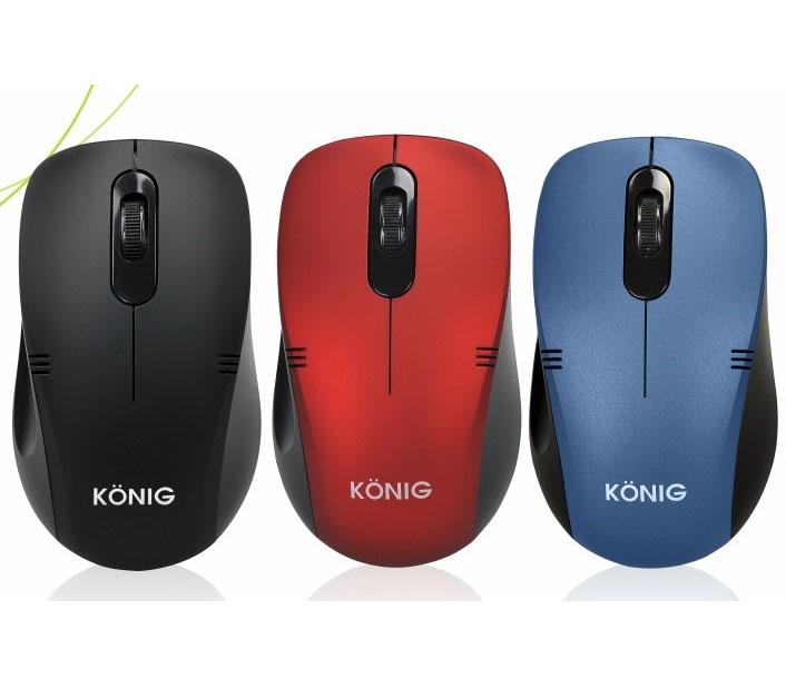 Chuột không dây KONIG KM528