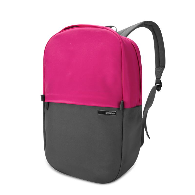 Ba lô máy tính Pofoko XY 13.3 màu hồng xám